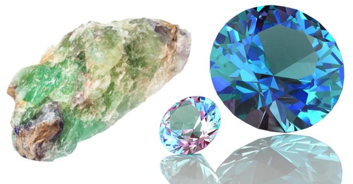 Alexandrite – the colour changing precious stone