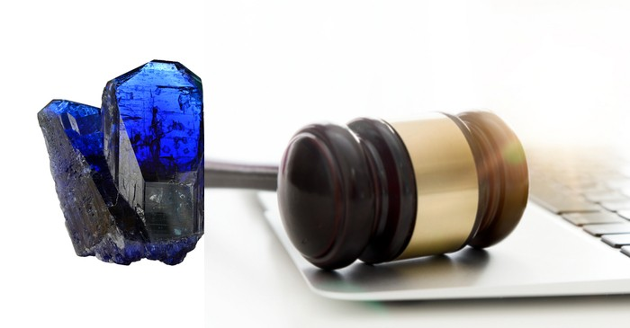 Tanzanite – investing in the scarcest gem of the century