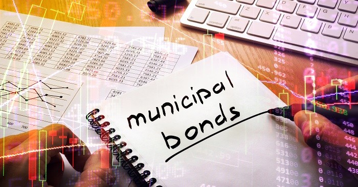 Municipal bonds for safe long term investment