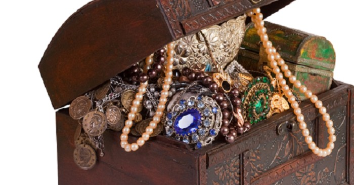 Demand for vintage jewelleries