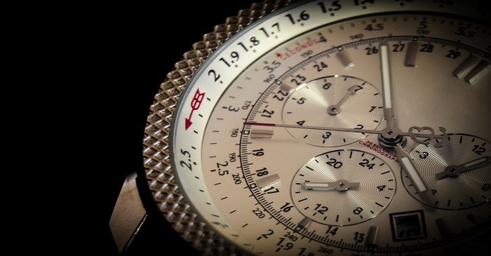 Investment in rare vintage watches