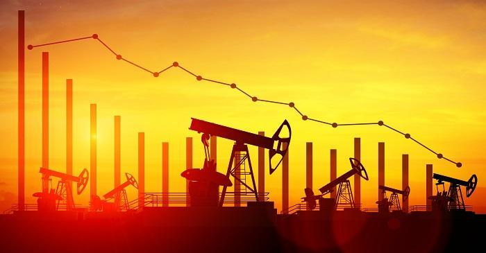 Trends: Oil price to start a correction..or move forward