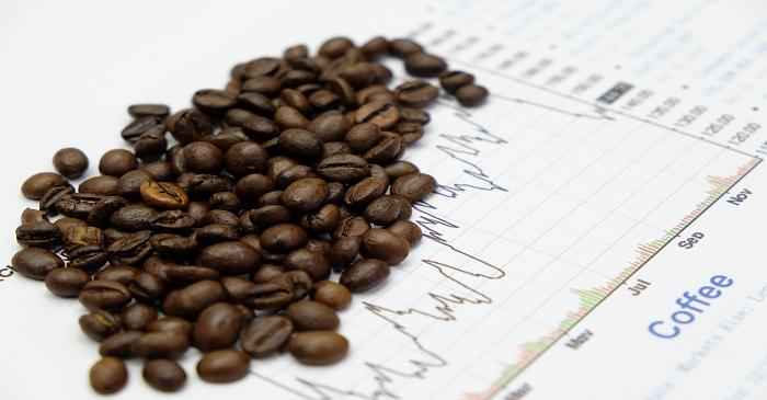Coffee prices are moving higher in the international markets