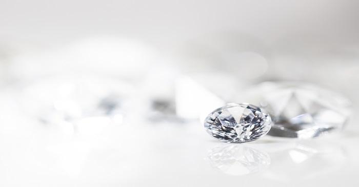 Diamond mining and global supply chains