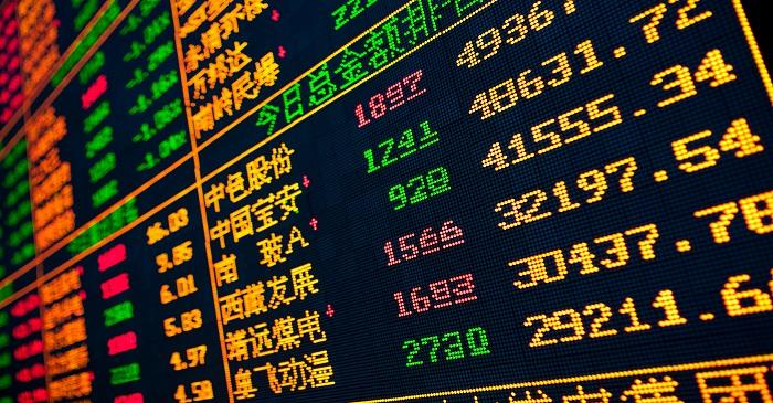 US tax impact on China stock markets