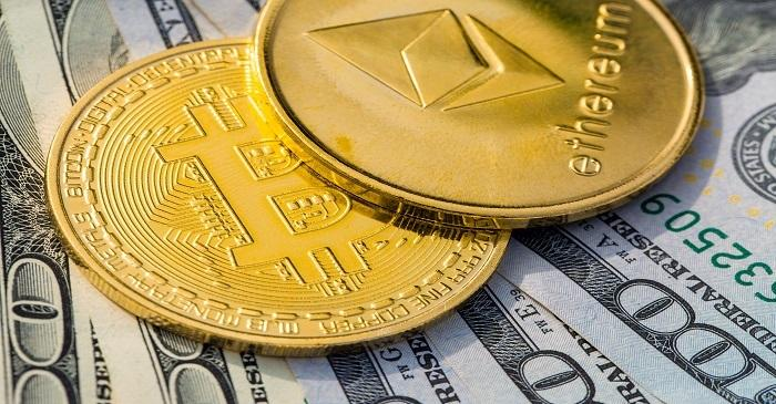 Crypto currencies crash to 13-month lows