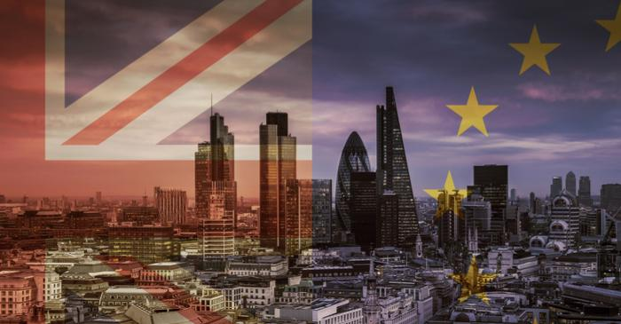 Impact of Brexit deal or no-deal on Financial Institutions