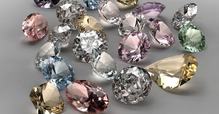 Colored Diamonds Offer Safe Appreciation During Volatility