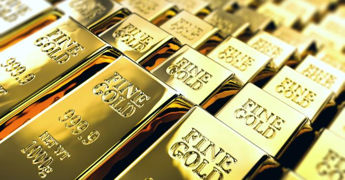 Market volatility and Brexit led to increase in Gold Investment
