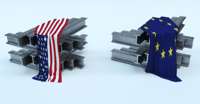 Steel and Aluminium Tariffs hit Transatlantic Trade