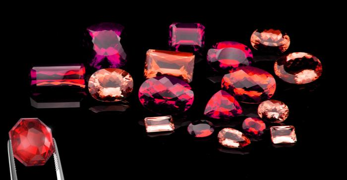 Ruby- The clearest Red Gemstones