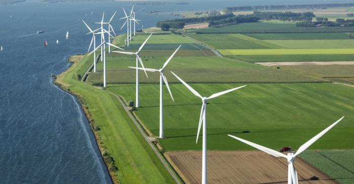 UK Wind Farm advances in better capacity Turbines