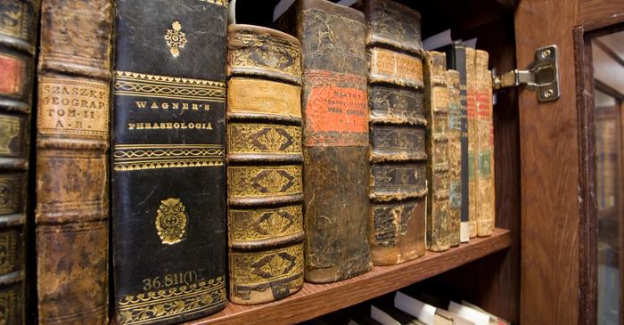 RARE BOOK COLLECTION