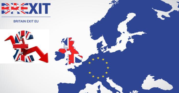 brexit pound falls