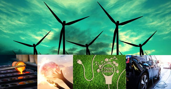 SAVE THE WORLD WITH GREEN ENERGY