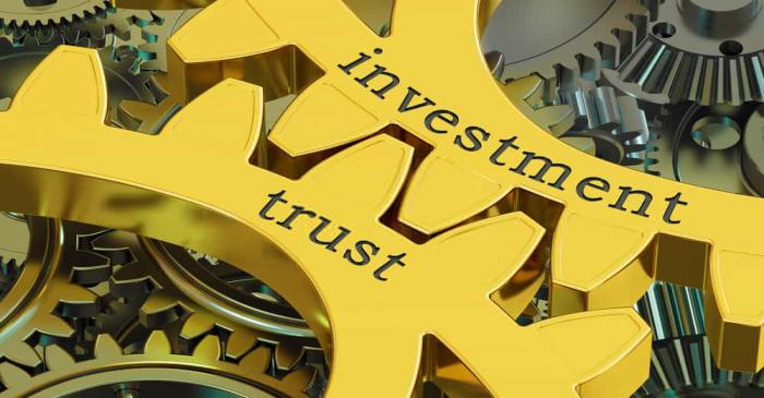 Investment trusts for income