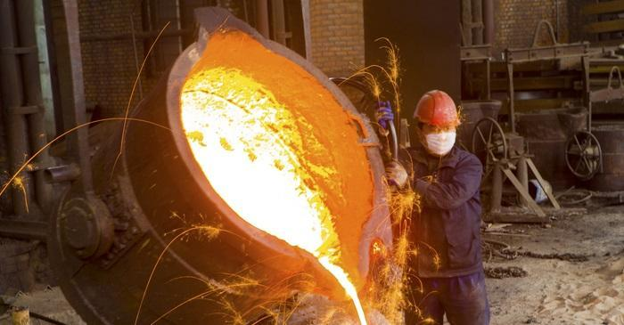 Iron ore hits 5-year high on supply constraints
