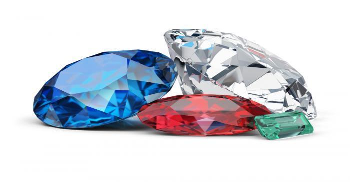 Coloured gemstones investment continue to dominate the jewellery markets