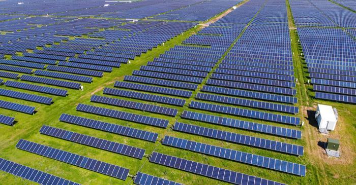 Feasibility of solar farm installation in the deserts