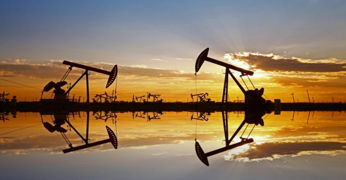 Oil to decline over growing supplies and trade concerns