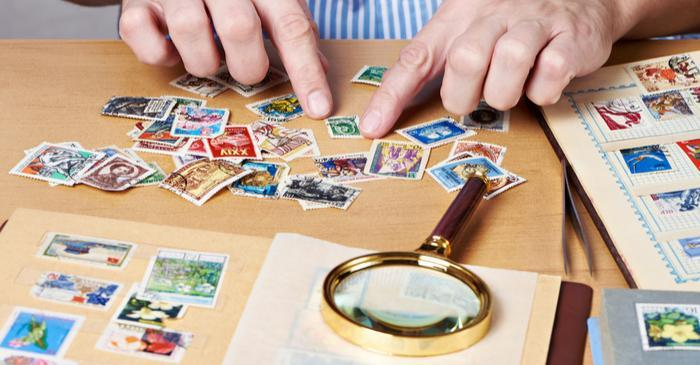 Stamps are for long-term hobby Collectors