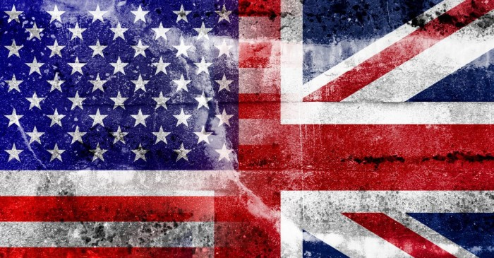What is the trade relationship between the US and the UK