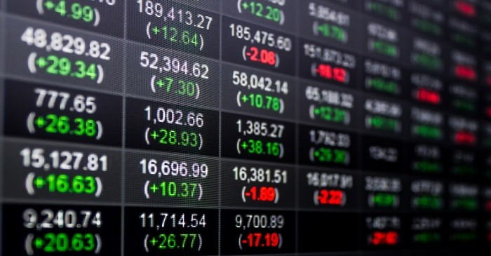 what caused the stock market crash of 2008