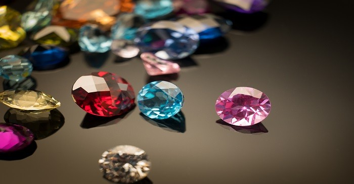 What are the top colored gemstone mining companies of the world