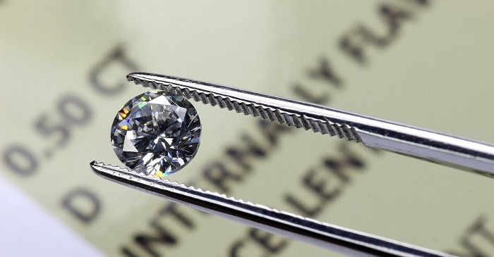 Which countries are the leading consumers of diamond