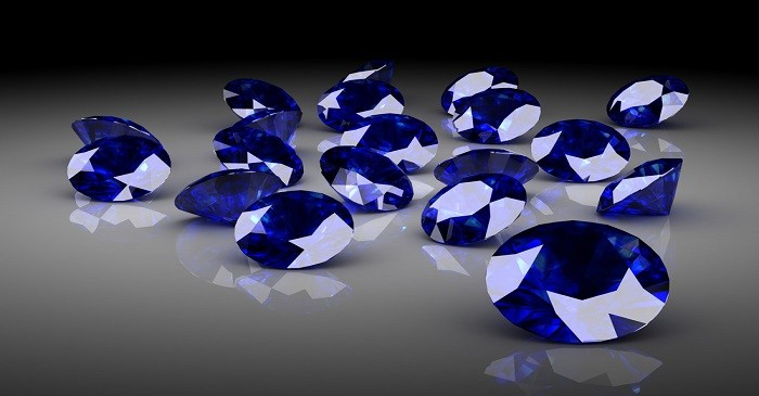 What is a gold sheen sapphire