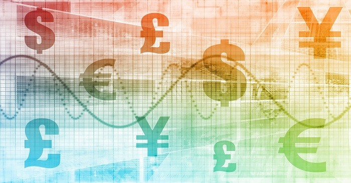What determines the value of a specific currency