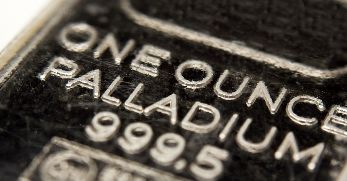 What is palladium