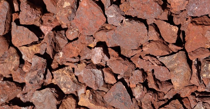 How is iron extracted