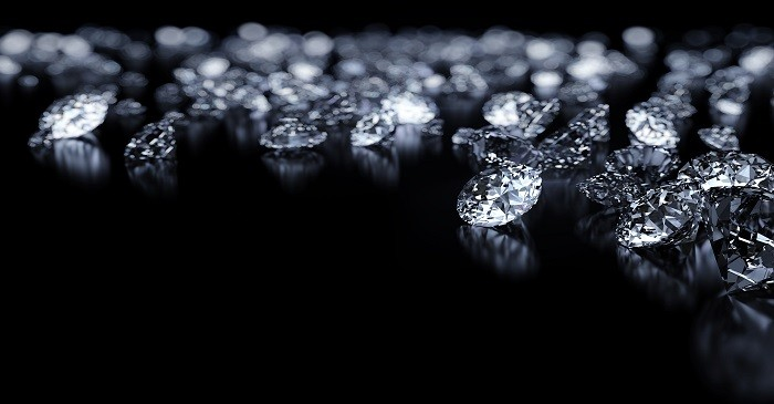 How much are diamonds worth