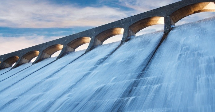 What is hydroelectric energy