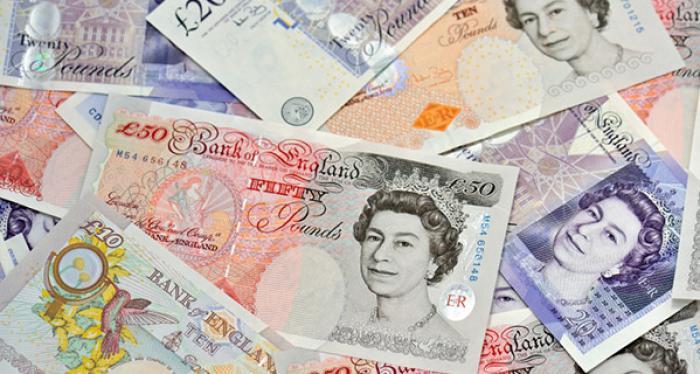 UK-Banknotes