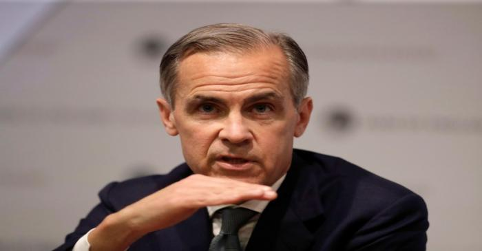 Bank of England press conference