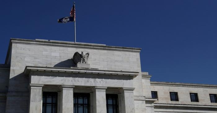 FILE PHOTO: FILE PHOTO: FILE PHOTO: Federal Reserve Board building on Constitution Avenue is