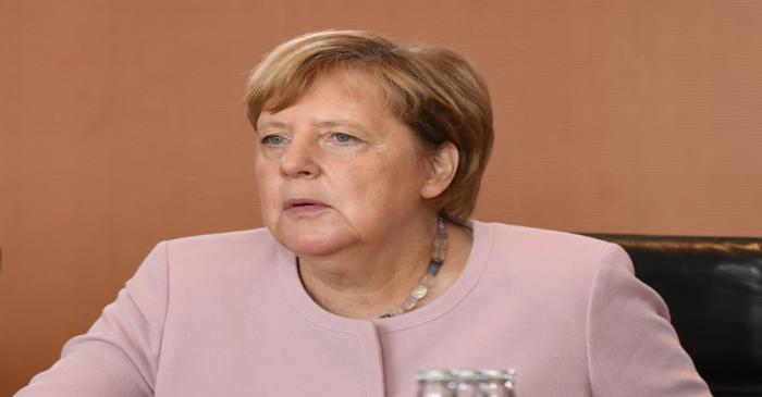 FILE PHOTO: Weekly German cabinet meeting