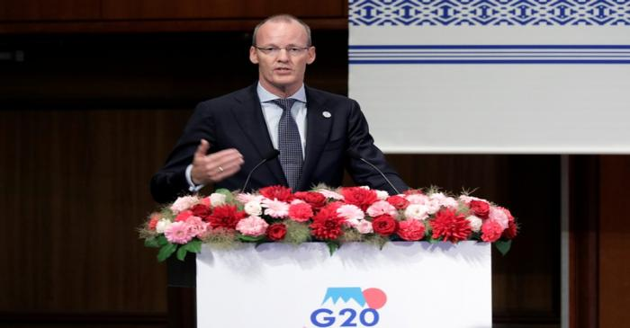 Group of 20 (G-20) high-level seminar on financial innovation