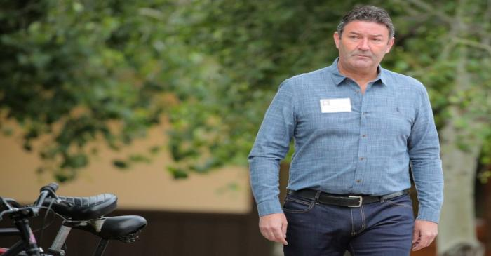 Steve Easterbrook, CEO of McDonald's Corp., attends the annual Allen and Co. Sun Valley media
