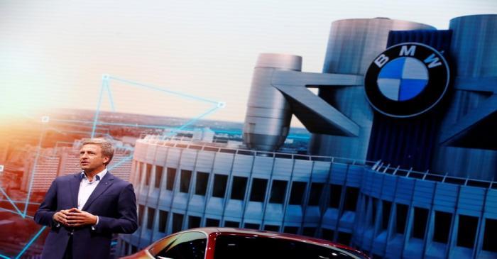 FILE PHOTO: Frankfurt hosts the international Motor Show (IAA)