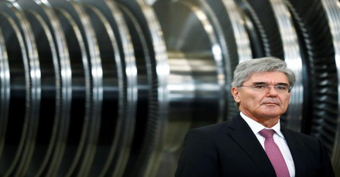 FILE PHOTO: German Chancellor Merkel visits Siemens plant in Goerlitz
