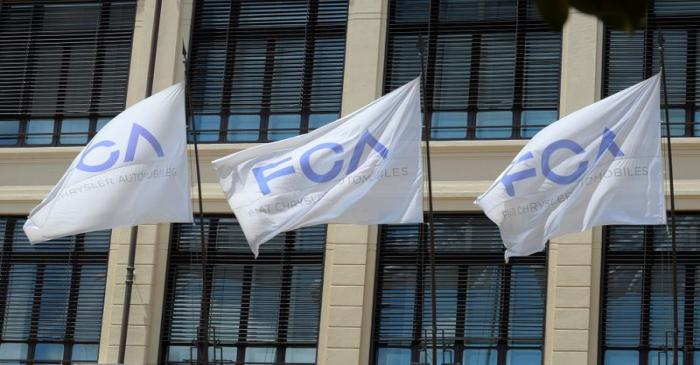 Fiat Chrysler Automobiles (FCA) headquarters are seen in Turin