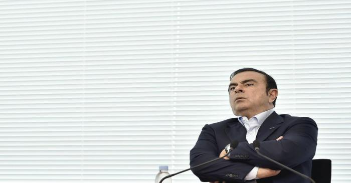 FILE: Carlos Ghosn flees to Lebanon from Japan