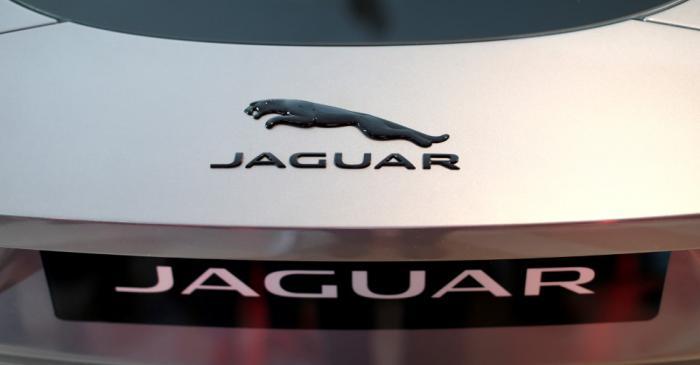 FILE PHOTO: Jaguar Land Rover unveils new Jaguar F-Type model during its world premiere in
