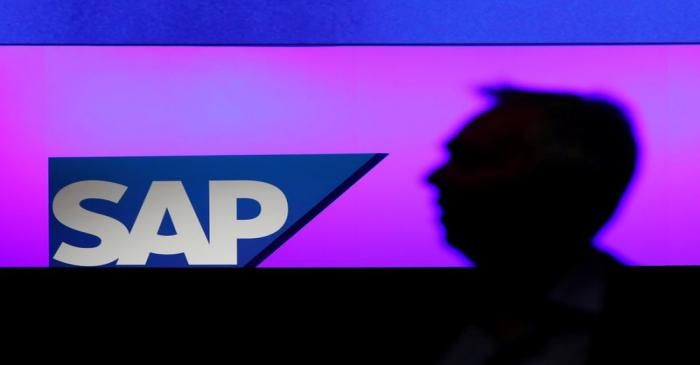 FILE PHOTO: SAP holds annual general meeting in Mannheim
