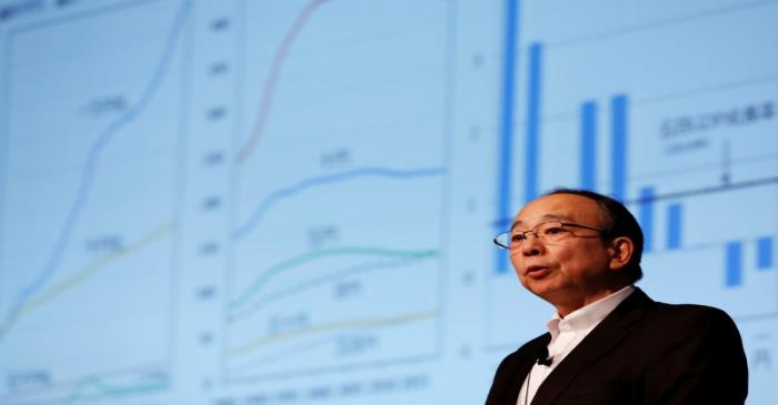 Bank of Japan Deputy Governor Masayoshi Amamiya speaks during a Reuters Newsmaker event in