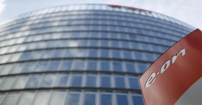 E.ON headquarters in Essen