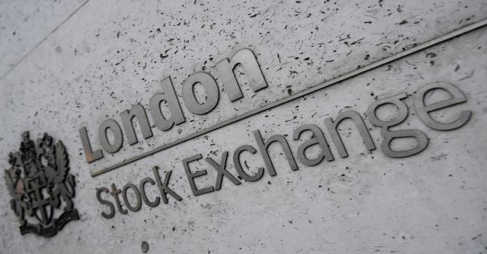 The London Stock Exchange Group offices are seen in the City of London, Britain